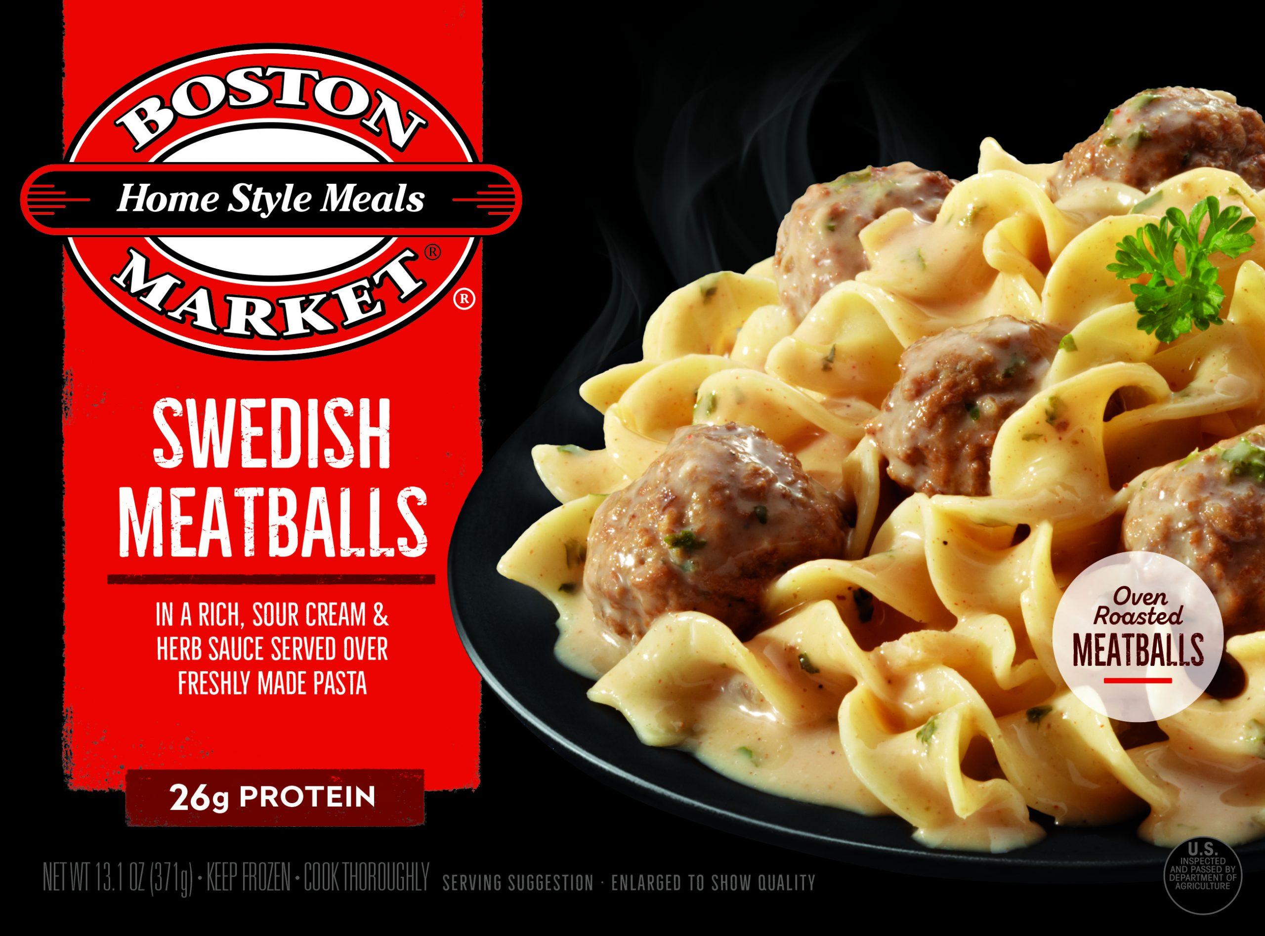 Swedish Meatballs box