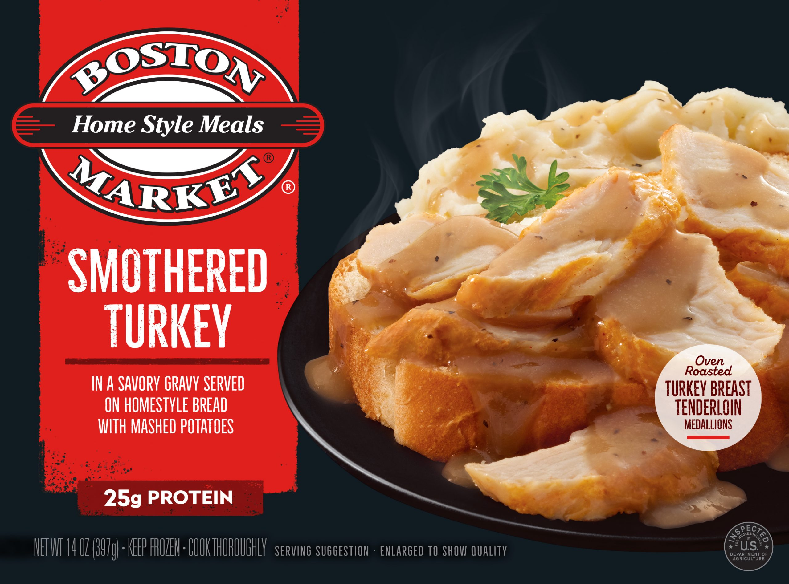 Smothered Turkey box