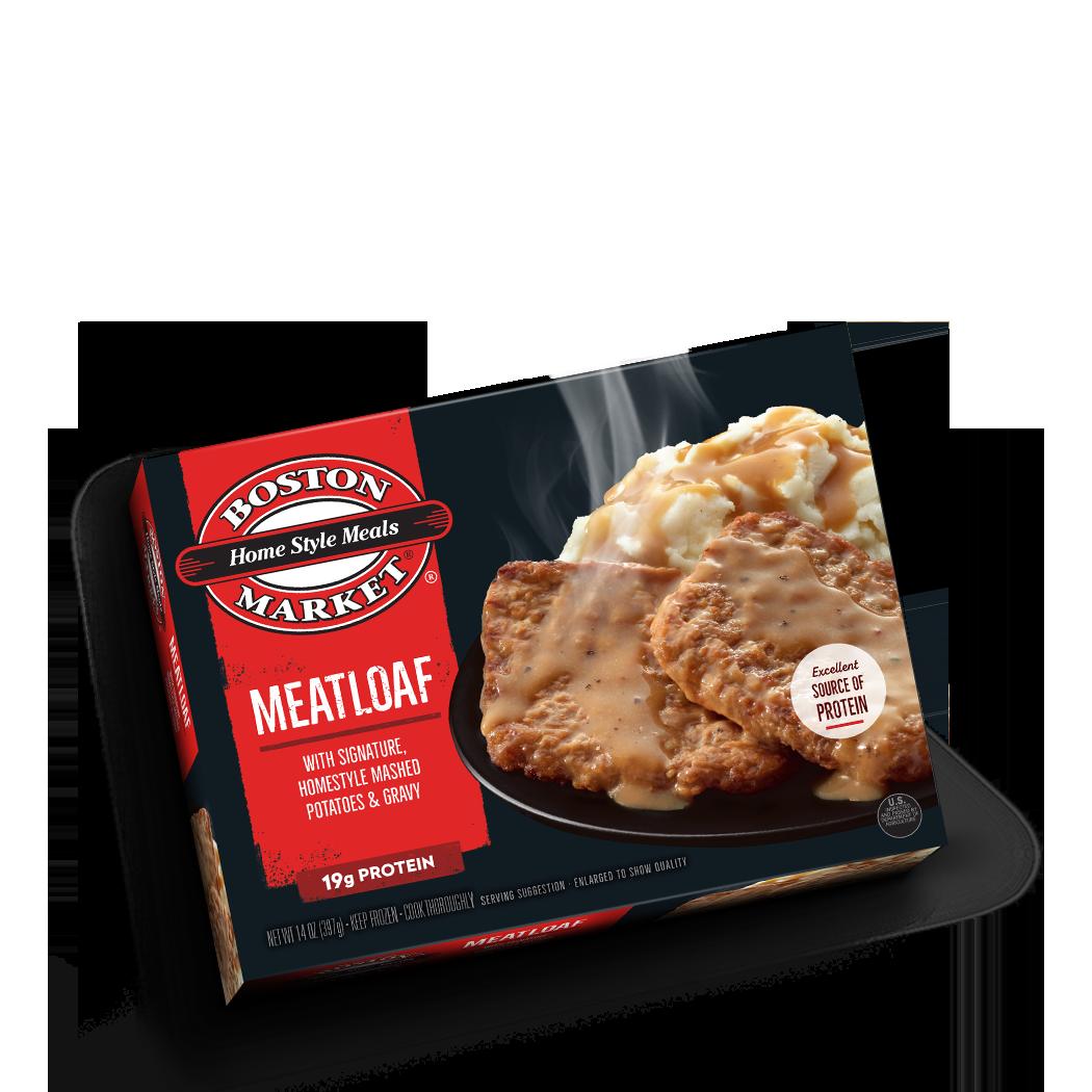 Meatloaf Box