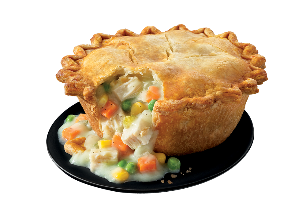 Chicken Pot Pie plate