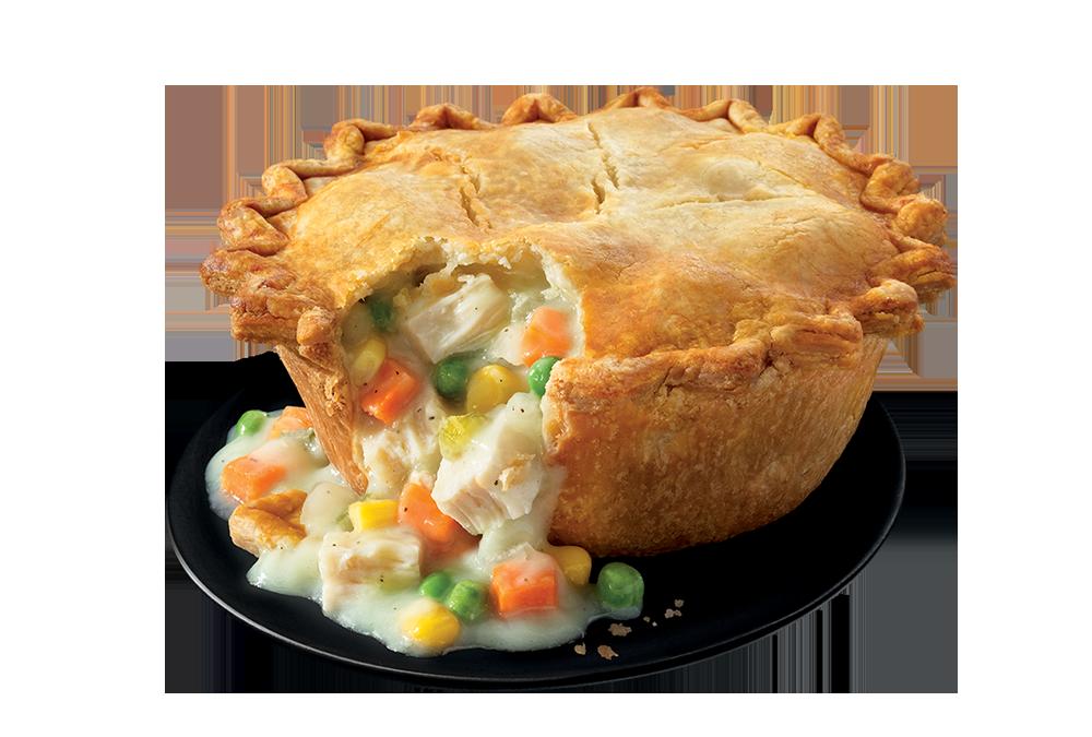 Chicken Pot Pie plate